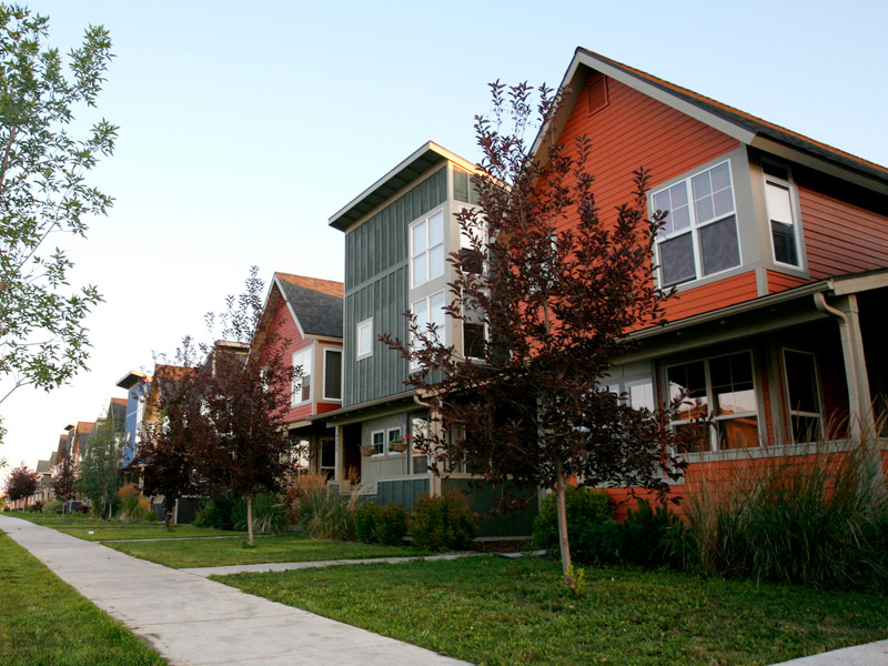 cover street townhomes
