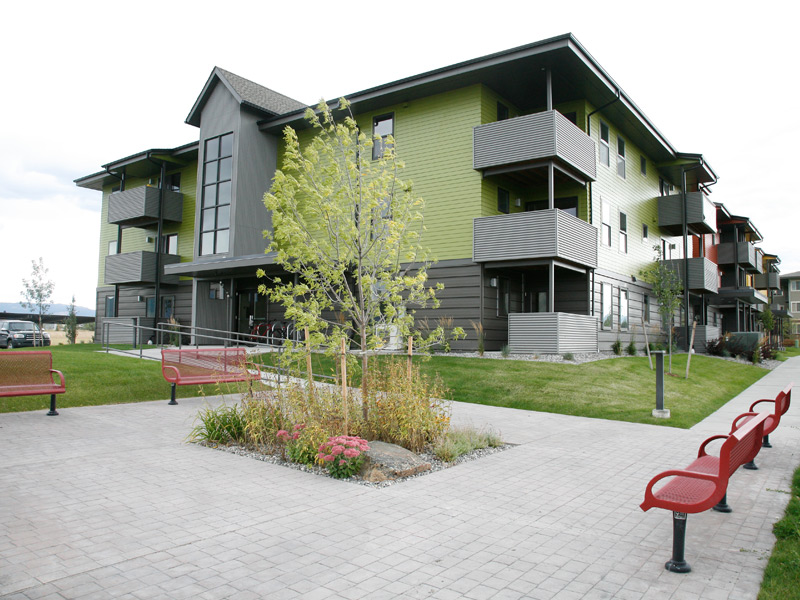 west edge affordable housing